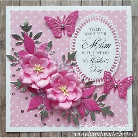 Handmade Mothers Day Cards - handmade s day card