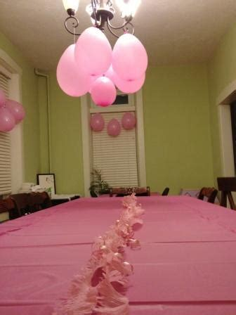 Easy And Cheap Home Decorating Ideas by Cheap Amp Easy Birthday Decorations 5 For A Pink Party