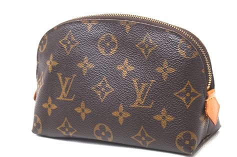 authentic louis vuitton monogram toilette cosmetic pouch