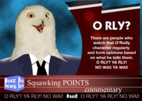 Orly Meme - the zehnkatzen times meme o rly ya rly