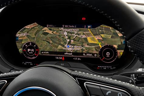 Audi Virtual Cockpit by Audi A3 Review The Best Dash Cams A Selection Of The