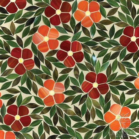 mosaic pattern on leaves 35 best mosaic tile leaf patterns images on pinterest