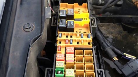 Jeep Fuses Jeep Fuse Box Wiring Diagram Gw Micro