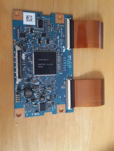 samsung t con board samsung t con board from le37b530 mdk336v 0 n for sale in wexford town wexford from sergeooooo