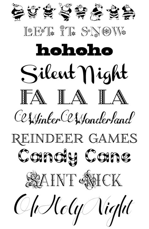 font design editor font friday fab and free christmas fonts design editor