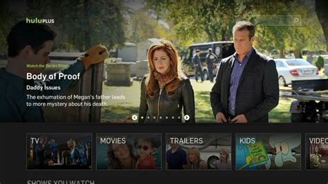 update to hulu plus on roku the official roku