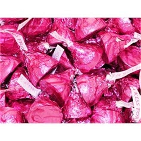 Hersheys Is Thinking Pink by Pink Hershey Kisses Think Pink
