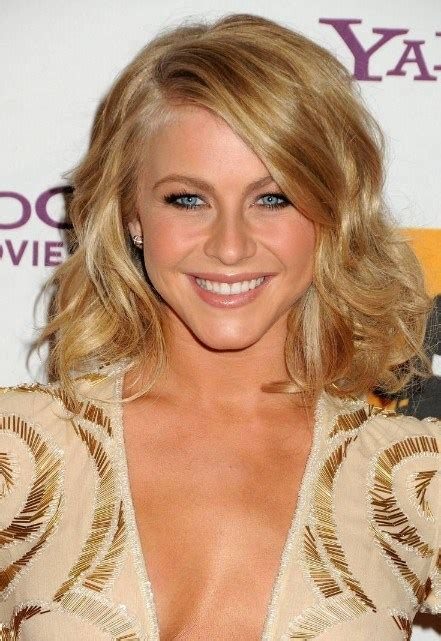 how to get julianne hough curls julianne hough medium hairstyle cute soft wavy hairstyle