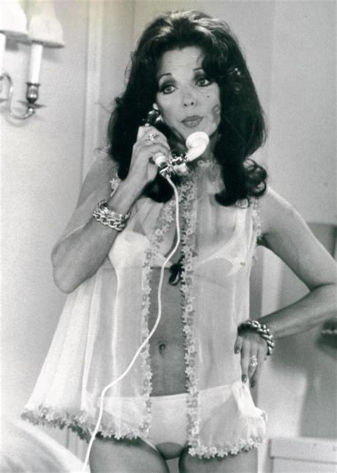 joan collins younger man pulp international promo photo of joan collins from 1972