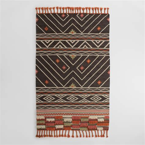 How To Pick Out An Area Rug woven kilim anatolia area rug world market