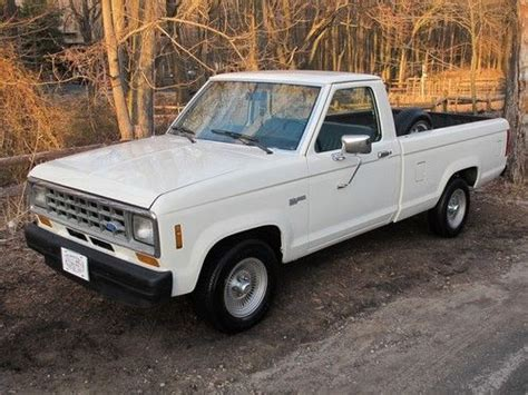 buy used 1985 ford ranger turbo diesel manual gear box one owner tx car in staten island new