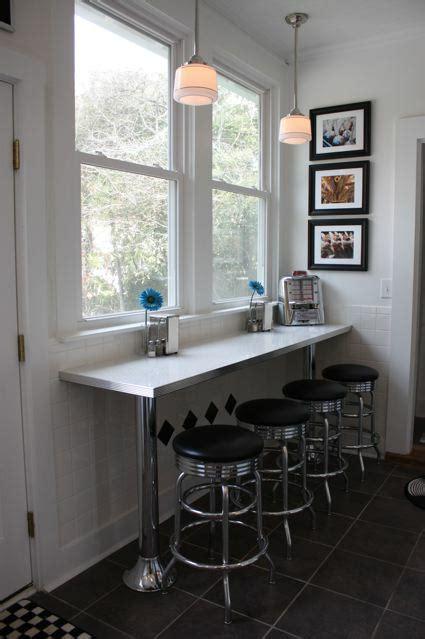 pin  kelsey raymond  retro seating  dining area