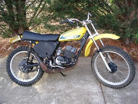Suzuki Tm 125 For Sale Vmx Reader Restos Tell Us About Your Bike