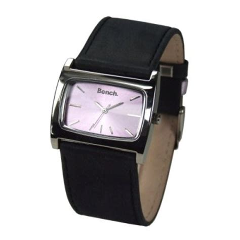 bench watch price bench bc0058lc ladies watch with black strap watcheo co uk