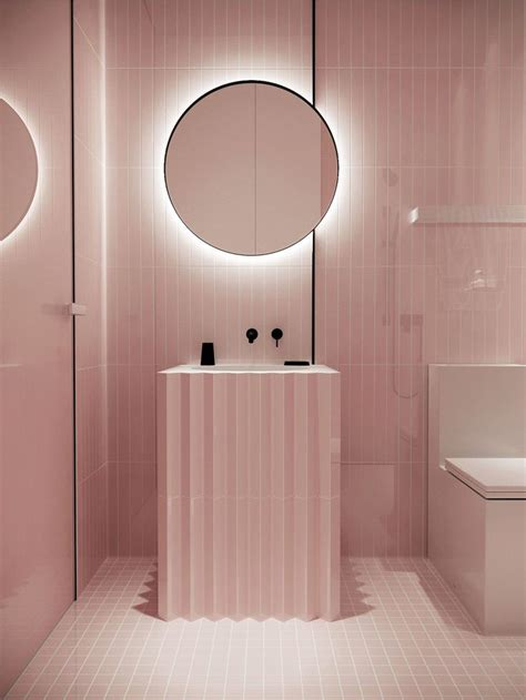 Pink And Brown Bathroom Ideas by Best 25 Pink Bathroom Decor Ideas On White
