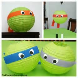 lovely Ninja Turtle Bedroom Set #3: Ninja+Turtle+Lantern.jpg