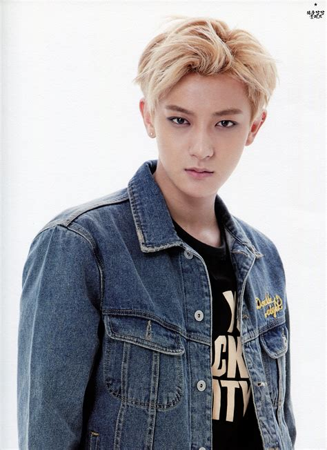 exo tao hq scans exo s booklet smtown live world tour in seoul