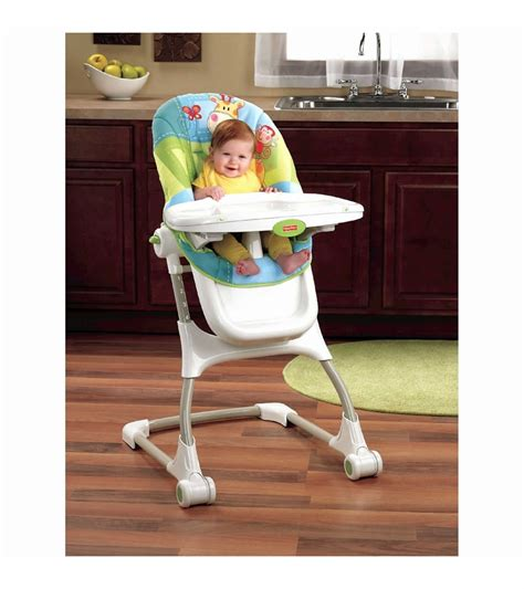 Fisher Price Doll High Chair by Fisher Price Discover N Grow Ez Clean High Chair