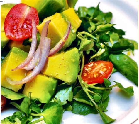 Avocado And Watercress Salad Recipes Dishmaps | avocado and watercress salad recipe dishmaps