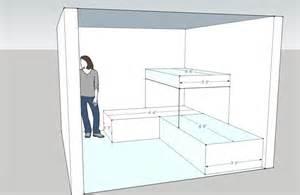 Loft Bed Low Ceiling Kitchen Cabinets Plans Design Carport Construction
