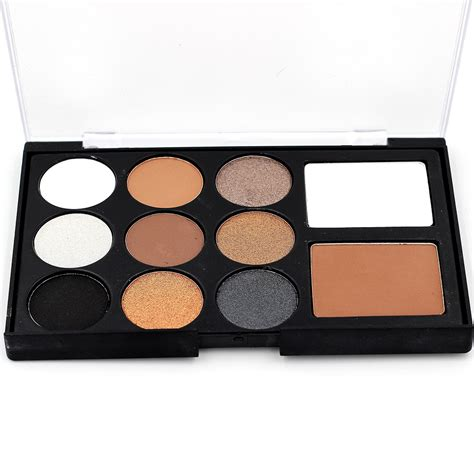 eye shadow palette chocolate palette matte shimmer
