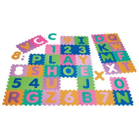 puzzle matte playshoes puzzlematten 36 teile