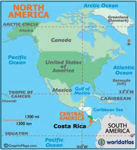 Costa Rica Map World by Why Are We Moving To Costa Rica Ardent Light