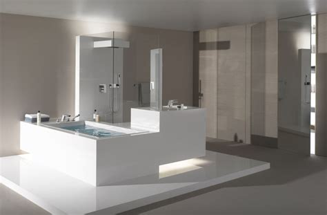 Modern Bathroom Los Angeles Showroom Supernova Bath And Spa By Dornbracht Modern Bathroom