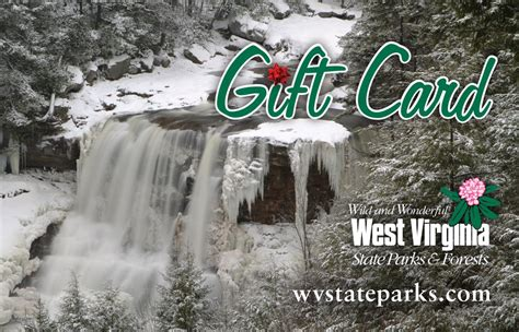 How Long Are Gift Cards Good For - winter months at west virginia state parks encourage visits and warm memories