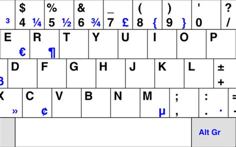 nederlands keyboard layout franse overheid wil alternatief voor lay out azerty
