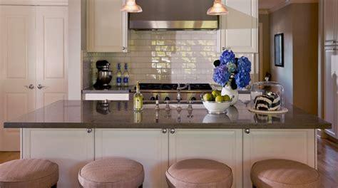grey quartz countertops transitional kitchen vallone design