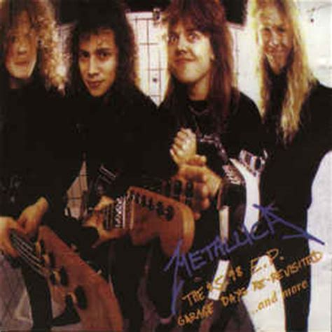 Metallica Garage Days Re Revisited metallica the 5 98 e p garage days re revisited and more cd at discogs