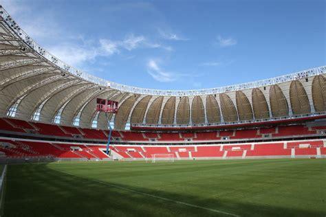 dell porto alegre la presidente rousseff inaugura lo stadio mondiale di