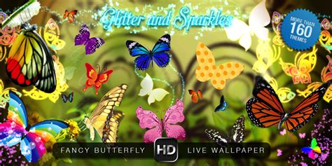 live butterfly themes fancy butterfly live wallpaper android apps games on