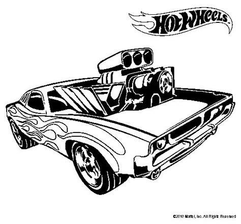imagenes de hot wheels para pintar dibujo de hot wheels 11 para colorear dibujos net