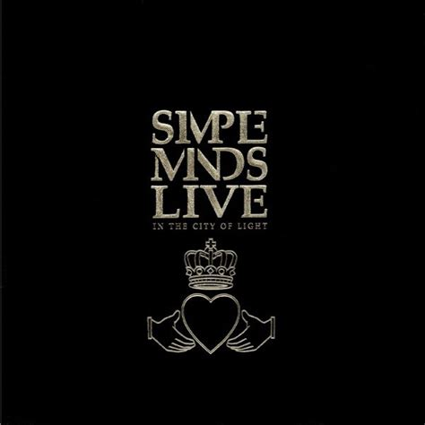 in the city of light simple minds live in the city of light vinyl records lp