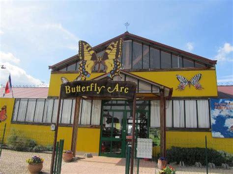 casa delle farfalle montegrotto butterfly arc