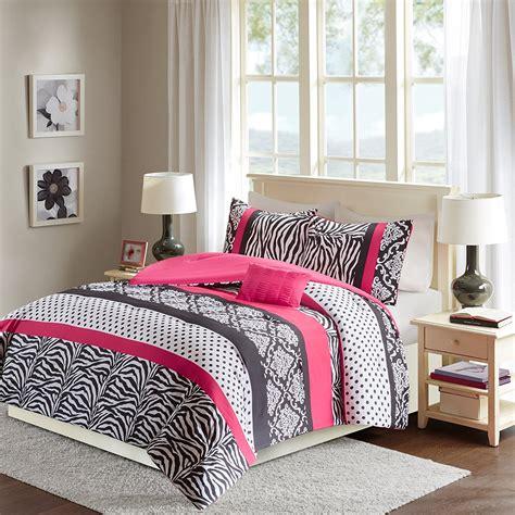 pink and black zebra bedding pink and black zebra bedding achieving a stylish child s
