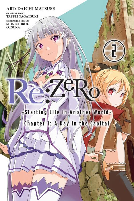 re zero starting in another world vol 6 light novel re zero starting in another world chapter 1 a day