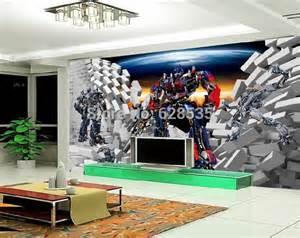 online get cheap transformers wall murals aliexpress com popular transformers wall murals buy cheap transformers
