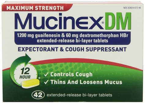 related keywords suggestions for mucinex