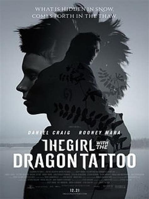 girl with the dragon tattoo movie series the with the 2011