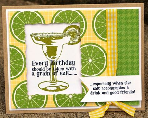 margarita birthday card margarita birthday card pretty paper cards