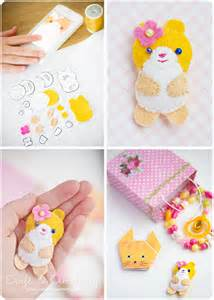 free craft projects free felt patterns and tutorials