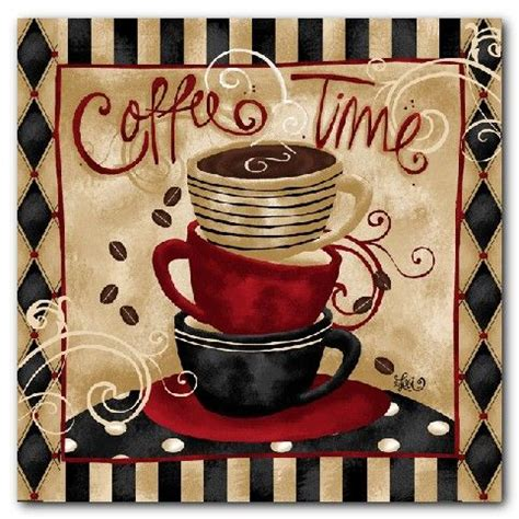 coffee home decor coffee cup shop cafe art prints kitchen wall decor my