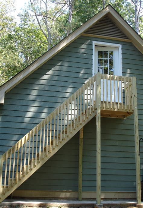 exterior staircase exterior stairs welcome to the home of the superhandyman