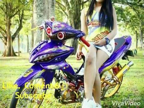 modifikasi motor cantik modifikasi cantik indonesia 1