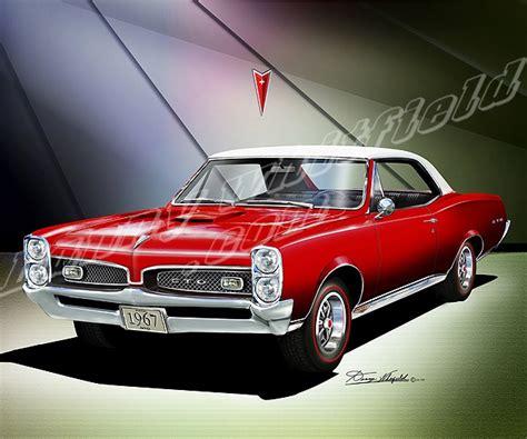 084032 You Top 1967 pontiac gto montero car automotive