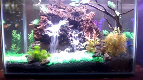 aquascape tanpa co2 aquascape tumbuhan plastik tanpa co2 farhanarmanda youtube