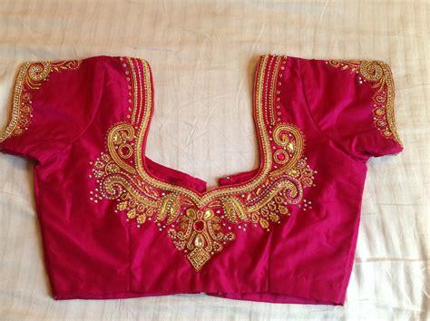 Handmade Blouse - handmade designer blouse shopping